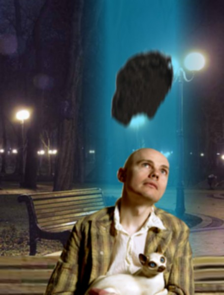 How Billy Corgan REALLY lost his hair...