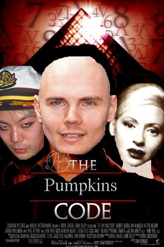 The Pumpkins Code (stumbleine)